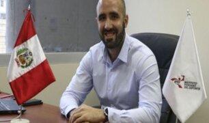 Directivo del IPD renuncia tras escándalo del retiro de apoyo a más de 100 deportistas