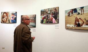"""Exposición fotográfica """"Cómo internet ha cambiado el mundo"""" en Miraflores"""