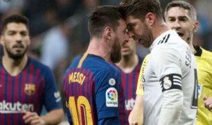 Aplazarán el Clásico entre Barcelona y Real Madrid hasta diciembre