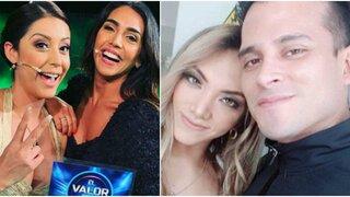 Karla Tarazona se pronuncia tras ruptura de Christian Domínguez e Isabel Acevedo