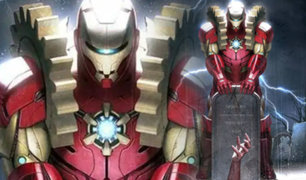 Marvel presentará nueva versión de Iron Man en 2020