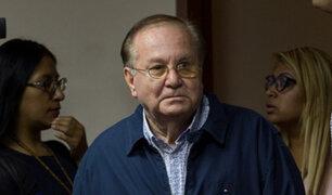 Alan García: denuncian a Luis Nava por presunta difamación