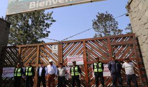 Clausuran temporalmente Zoológico de Huachipa por falta de higiene y seguridad