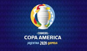 Copa América 2020: Conmebol dio a conocer logo oficial del certamen