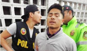 Policía capturó al sujeto conocido como el 'Loco del Cuchillo'