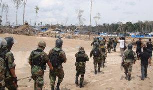 Madre de Dios: zonas afectadas por la minería ilegal seguirán en emergencia