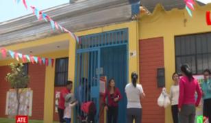 Ate: Jardín de la infancia es asaltado ocho veces