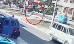 SJL: maniobra imprudente de vehículo habría ocasionado muerte de menor de cinco años