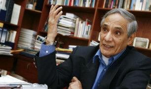 Economista Gonzales Izquierdo califica de insuficiente el estímulo para crecimiento de PBI