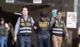 Policía detuvo a sujeto que empleó modalidad del grooming para captar a víctima