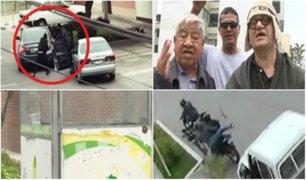 Surco: vecinos exigen seguridad ante ola de asalto