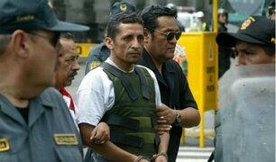 Antauro Humala fue trasladado al penal Ancón II