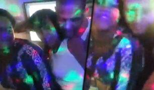 """República Dominicana: recluso transforma su celda en una """"discoteca"""""""