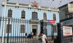 Partido Aprista Peruano rechazó declaraciones de Luis Nava