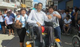 Margarito Machacuay será trasladado a Lima para recibir atención especializada tras caída