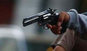 Trujillo: sujeto dispara contra vivienda para extorsionar a familia