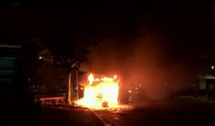 Chile decreta estado de emergencia tras violentas manifestaciones