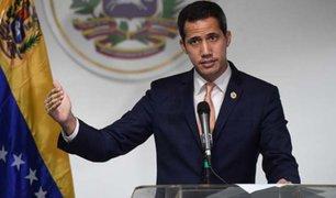 Venezuela: Guaidó pide multitudinaria protesta contra Maduro en noviembre