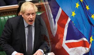 Reino Unido: Boris Johnson solicita una nueva prórroga del Brexit