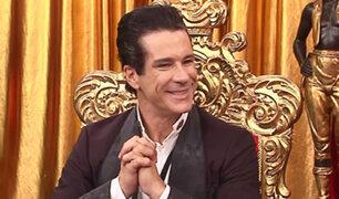 Fernando Carrillo llegó para ser el conductor del Miss Perú 2019