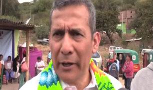 Elecciones 2021: Ollanta Humala confirma participación del partido Nacionalista