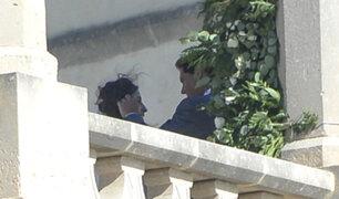 España: Rafael Nadal contrae nupcias con su novia de toda la vida