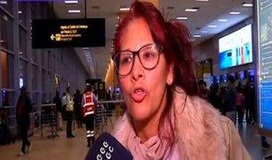 Aeropuerto Jorge Chávez: reportan retraso de vuelos tras protestas en Chile