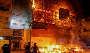 Chile: peruano entre los fallecidos en protestas en Santiago
