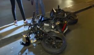 Cercado de Lima: hombre muere tras ser arrollado por moto