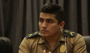 PJ evalúa hoy acusación fiscal contra el suboficial Elvis Miranda