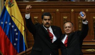"""Diosdado Cabello consideró """"brisa bolivariana"""" violentas protestas en Chile"""