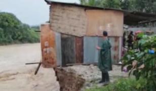 Declaran en emergencia 380 distritos de 15 regiones por periodo de lluvias