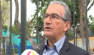 """Alejandro Aguinaga: """"Kenji siempre cuenta con nuestro apoyo"""""""