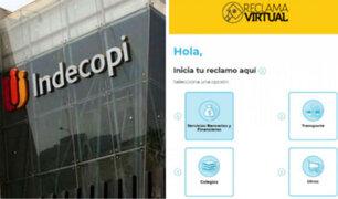 Indecopi: ¿cómo presentar un reclamo de consumo por internet?