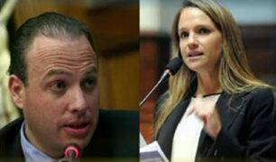 Luciana León: ¿De qué se le acusa a excongresista y a su hermano?