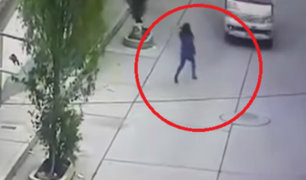 Áncash: mujer intentó suicidarse al lanzarse a llantas de vehículo en movimiento