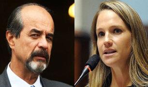 Mulder asegura que podría reemplazar a Luciana León en Comisión Permanente