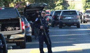 EEUU: balacera cerca de una escuela de California deja un herido