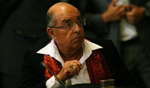 Edwin Donayre: Procuraduría Anticorrupción pide renovar orden de captura