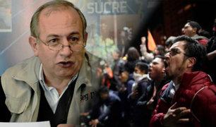 Bolivia: vicepresidente del Tribunal Supremo Electoral renuncia en medio de denuncias por fraude