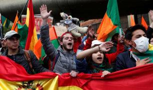 Bolivia: preparan paro nacional este miércoles ante presunto fraude electoral