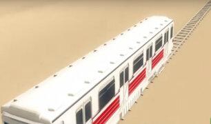 Tren de cercanías Lima-Ica será adjudicado el 2021