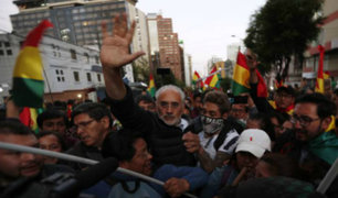 Bolivia: OEA acepta verificar recuento de votos pero exige que sea vinculante