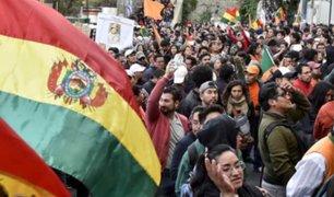 """OEA: """"Es una mejor opción convocar segunda vuelta en Bolivia"""""""