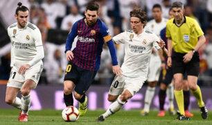 Barcelona vs. Real Madrid: LaLiga no acepta clásico español para el 18 de diciembre