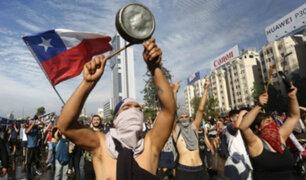 Chile: cifra de fallecidos se incrementó a 18 por protestas