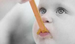 EEUU: revelan que el 95 % de la comida para bebés tiene metales tóxicos