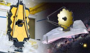 El telescopio más grande de la NASA será lanzado en 2021
