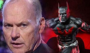 """Michael Keaton sería el protagonista de film """"Batman Beyond"""""""