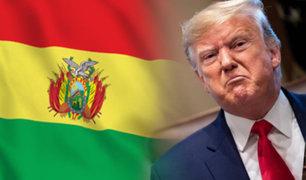 """EEUU advierte a Bolivia """"serias consecuencias"""" en caso de irregularidades electorales"""